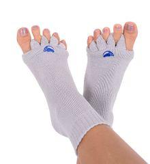 Adjustačné ponožky GREY