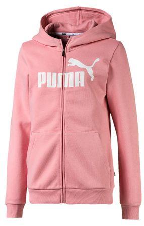 Puma lány pulóver Essentials 104 rózsaszín