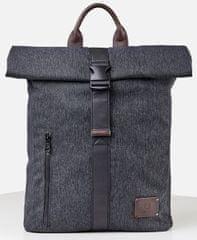 Lerros pánský šedý batoh Melbourne