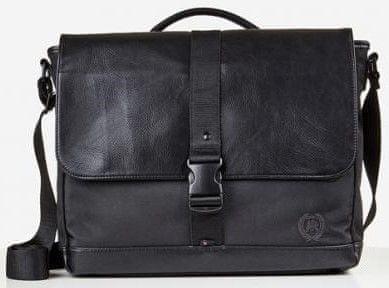 Lerros pánska čierna taška New York