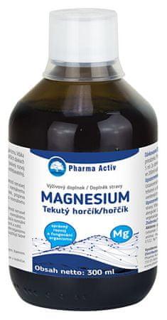 Pharma Activ Tekutý horčík + vitamín C 300 ml