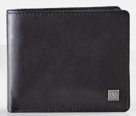 Lerros pánská peněženka Billfold černá