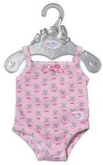 BABY born ubranko dla lalki Body, różowe, 43 cm
