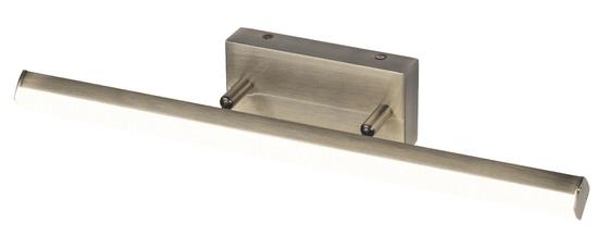 Rabalux 5720 Silas, koupelnové nástěnné LED svítidlo 12W, bronz