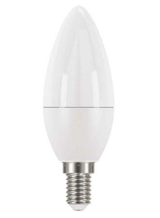 EMOS LED izzó Classic Candle 8W E14, semleges fehér