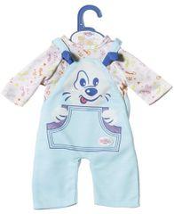 BABY born prikupne obleke, modre, 36 cm