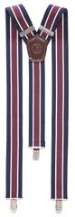 Lerros pánské vínové kšandy 58W9002
