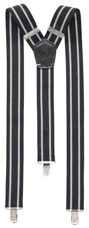 Lerros pánské černé kšandy 58W9003