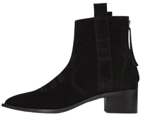 L37 dámska členková obuv To Be With You 36 čierna