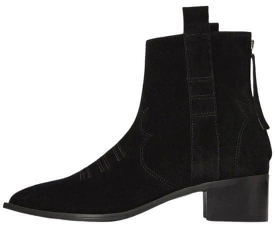 L37 dámská kotníčková obuv To Be With You 37 černá