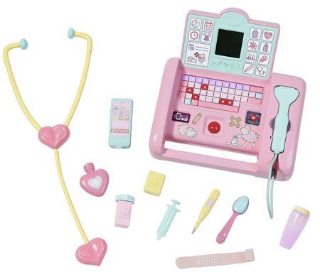 Baby Annabell zdravniški skener