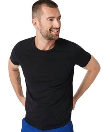 s.Oliver pánské tričko 13.907.32.5225 XXL černá