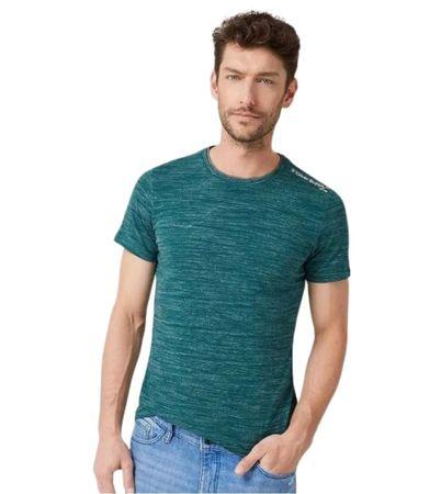 s.Oliver pánské tričko 13.907.32.7667 M tyrkysová