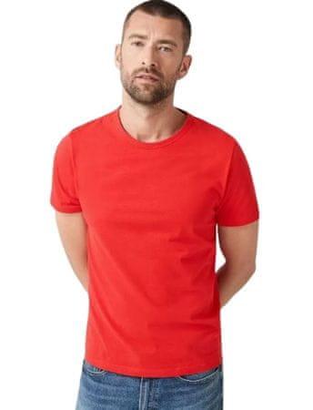 s.Oliver férfi póló 13.907.32.5225 L piros