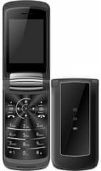 CUBE1 telefon VF400, Black