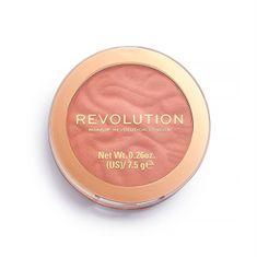 Makeup Revolution Długotrwały rumieniec Reloaded rabarbaru i kremu 7,5 g