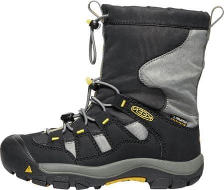 KEEN WINTERPORT Y gyerek téli cipő, 35, fekete