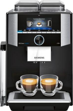 Siemens ekspres do kawy TI9573X9RW