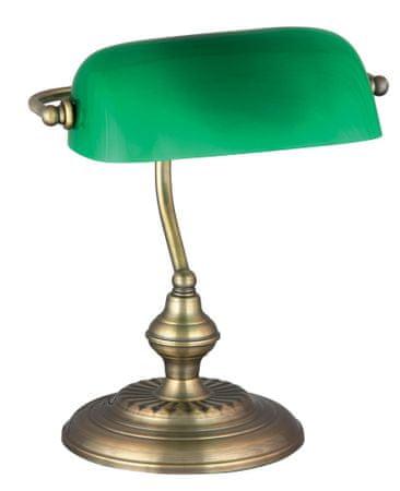 Rabalux 4038 Bank, asztali lámpa E27 max. 60 W