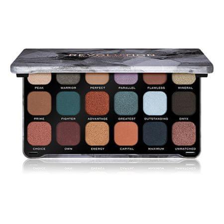 Makeup Revolution Paleta cieni Forever Flawless Optimum Optimum 19,8 g