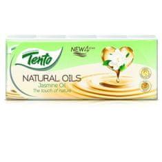 Metsa Tissue Tento papírové kapesníčky Natural Oil Jasmine
