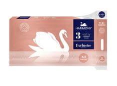 HARMASAN Harmony Exclusive toaletní papír Pure White - 8 kusů