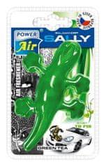 JEES Moderní plastový osvěžovač ještěrka - zelený
