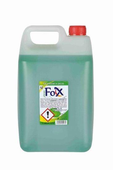 AllServices Prostředek na nádobí 5 l Fox citron