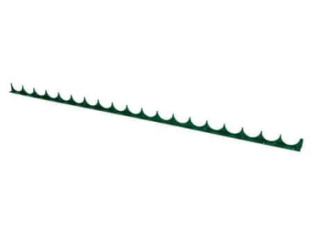 Protipřelezová pilka Zn+PVC - délka 100 cm