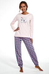 Cornette Dámske pyžamo 627/229 Scottie