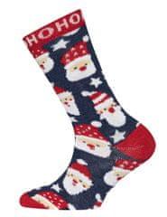 EWERS čarape s motivom Djeda Božićnjaka
