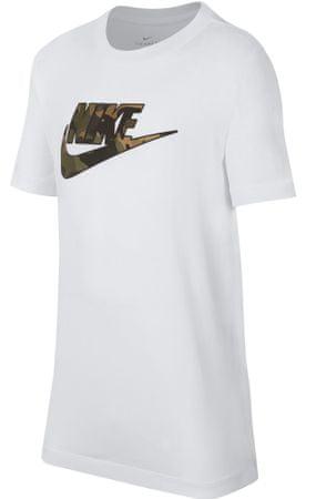 Nike Nike Sportswear otroška majica s kratkimi rokavi, XS, bela