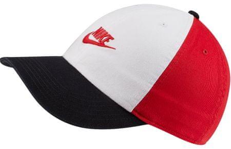 Nike detská šiltovka Heritage86 červená