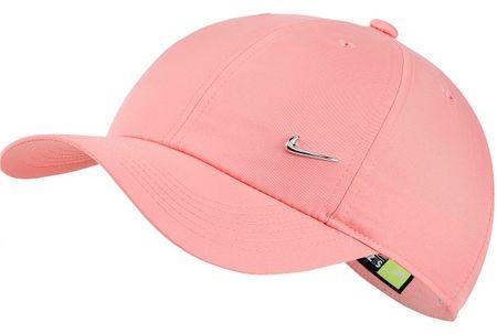 Nike dievčenská šiltovka Heritage86 ružová