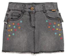 Boboli dievčenská džínsová sukňa