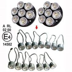 MYCARR světlo na denní svícení LED - jednotlivé, SJ292