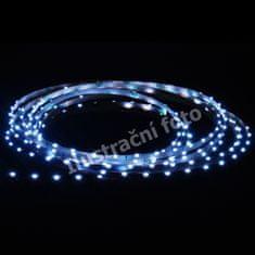 Schmachtl McLED LED pásik SMD355 studeno biela, DC12V, IP68, 8mm, biely PCB opasok, 60 ľad / meter 121.353.10.0