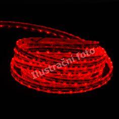 Schmachtl McLED LED pásik SMD335 červená, DC12V, IP20, 8mm, biely PCB opasok, 60 ľad / meter 121.331.10.0