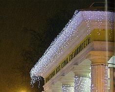 MK Illumination LED kvaple EXT bez napájania, 3mx0,5m / 114 bielych LED / biely kábel