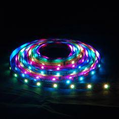 Schmachtl McLED LED pásek SMD5050, RGB, DC12V, IP67, 15mm, bílý PCB pásek, 30 led/metr 124.330.10.0