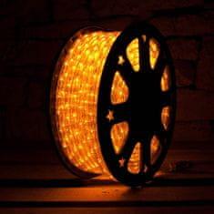 DecoLED DecoLED LED hadica - 50m, žltá, 1500 diód