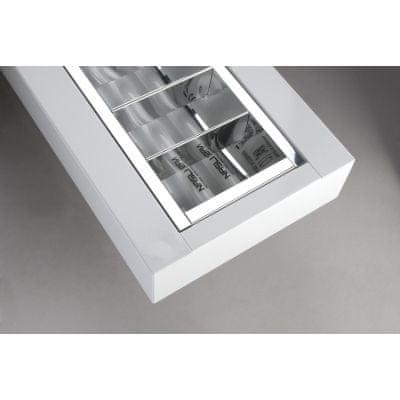 NASLI NASLI Festum 2x 49 W, stropní závěsné nebo přisazené svítidlo 965 0182