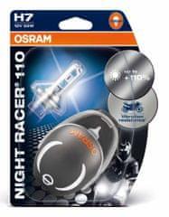 Osram OSRAM H7 64210NR1-02B NIGHT RACER 110, 55W, 12V, PK26d duo blister