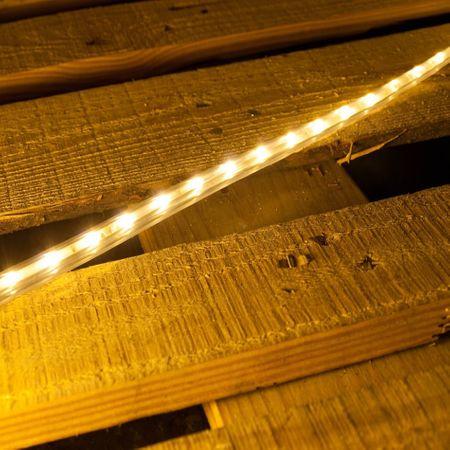 DecoLED DecoLED LED páska - teple bílá, 1m