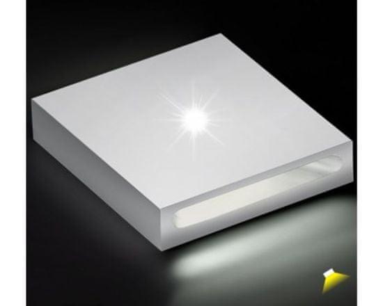BPM BPM Dekorativní LED svítidlo Chip matná bílá 1ks 1W 8026