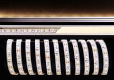 Light Impressions Light Impressions Deko-Light flexibilní LED pásek 2835-60-12V-3000K-5m-Silikon 12V DC 50,00 W 3000 K 3100 lm 5000 mm 840120