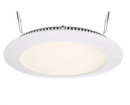 Light Impressions Light Impressions Deko-Light stropní vestavné svítidlo LED Panel 12 23-24V DC 9,00 W 2700 K 820 lm bílá 565088