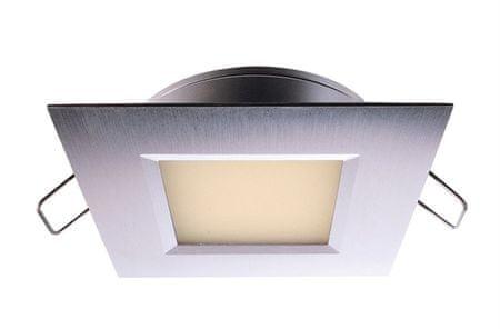 Light Impressions Deko-Light stropní vestavné svítidlo 9-10 V DC 3,00 W 3000 K 210 lm 75 mm stříbrná 565169
