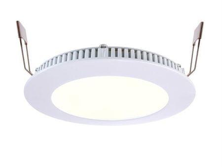 Light Impressions Light Impressions Deko-Light stropní vestavné svítidlo LED Panel 8 24V DC 8,50 W 2700-6000 K 470 lm bílá 565102