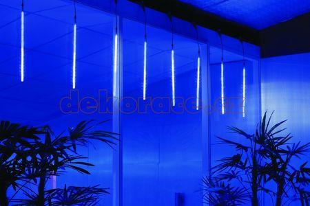 CityLight Sada 6 trubic LED sněžení, délka 11m, prodloužitelné